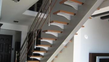 Merdiven aynı zamanda İYİ BİR AKSESUARDIR.