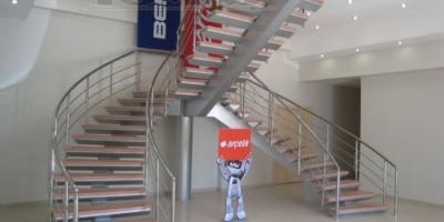 Özel Tasarım Merdivenler