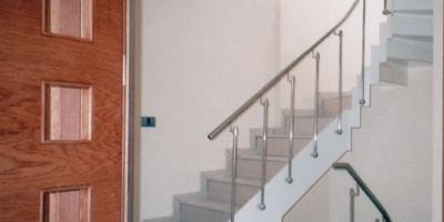 Yanaklı Merdivenler
